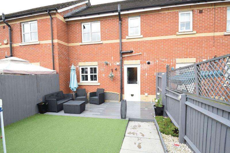 3 Bedrooms Terraced House for sale in Clos Afon Llwyd, Pontypool