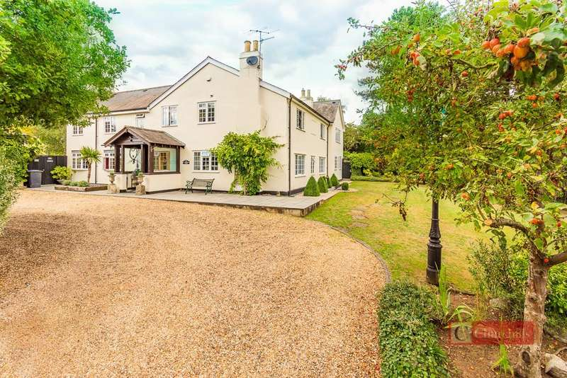 5 Bedrooms House for sale in North Road, Hertford