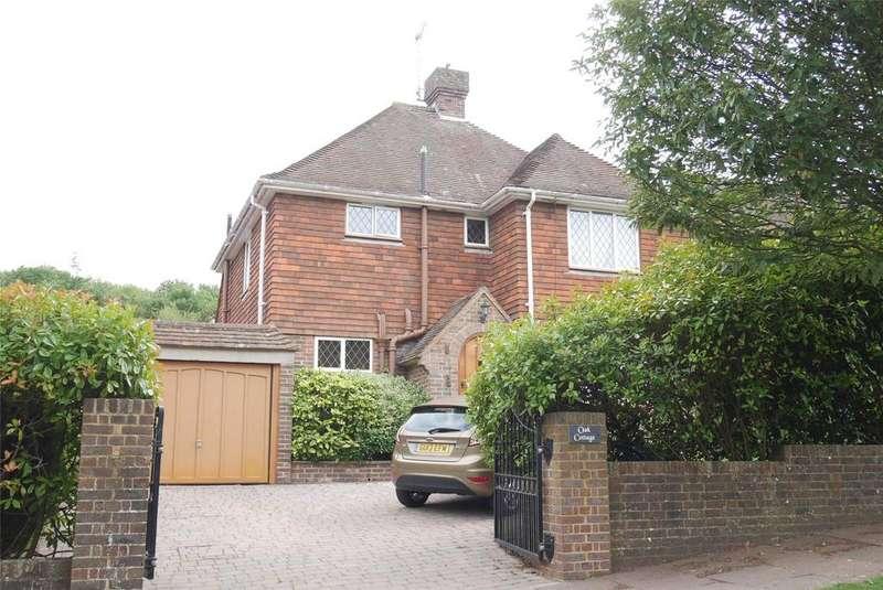 3 Bedrooms Detached House for sale in Wedderburn Road, Eastbourne, East Sussex, BN20