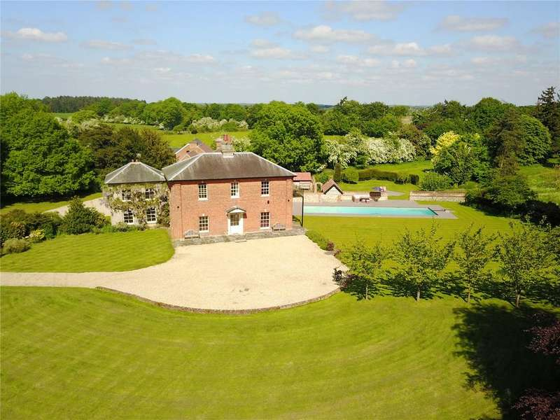 8 Bedrooms Detached House for sale in The Battlies, Rougham, Bury St Edmunds, Suffolk, IP30