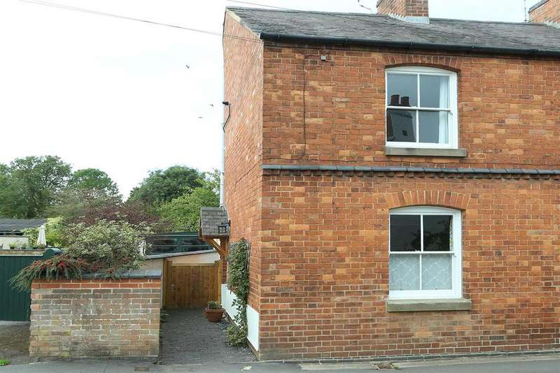 2 Bedrooms House for sale in Church Street, Billesdon, Leicester