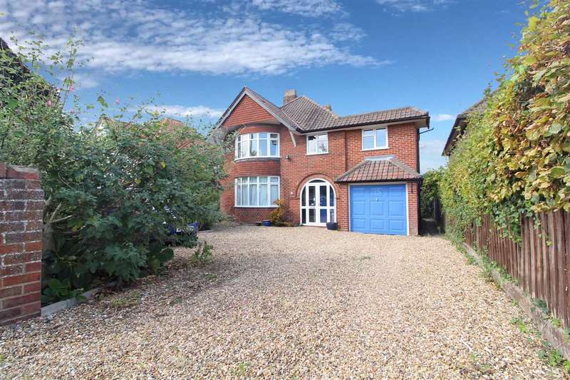 4 Bedrooms Detached House for sale in Cotswold Avenue, Ipswich