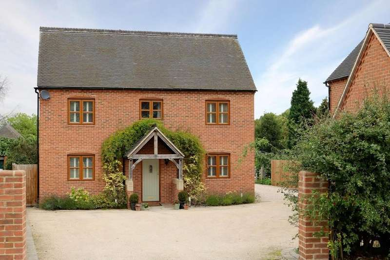 5 Bedrooms Detached House for sale in Main Street, Clifton Campville