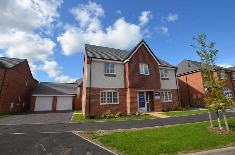 5 Bedrooms Detached House for sale in Samuel Road, Derby