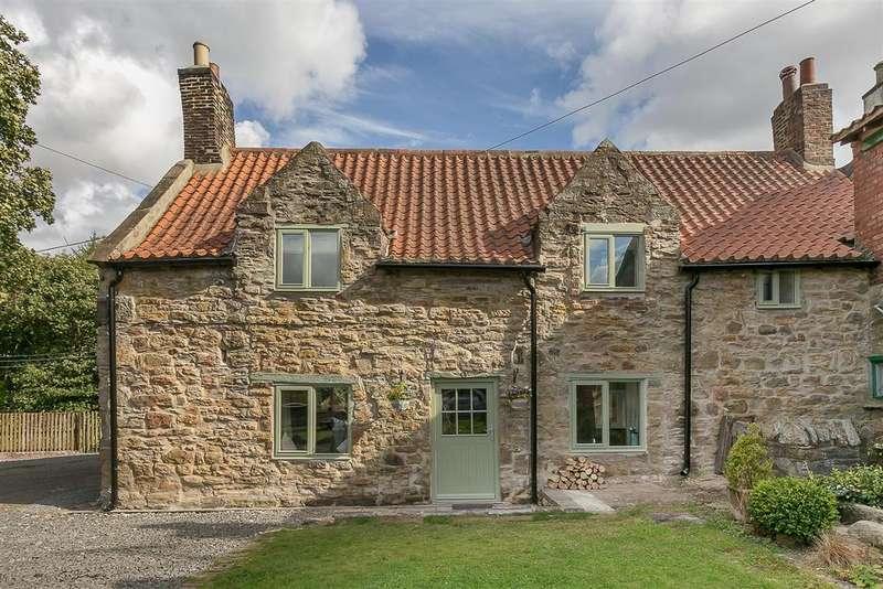 3 Bedrooms Link Detached House for sale in Ravensworth Park Estate, Gateshead