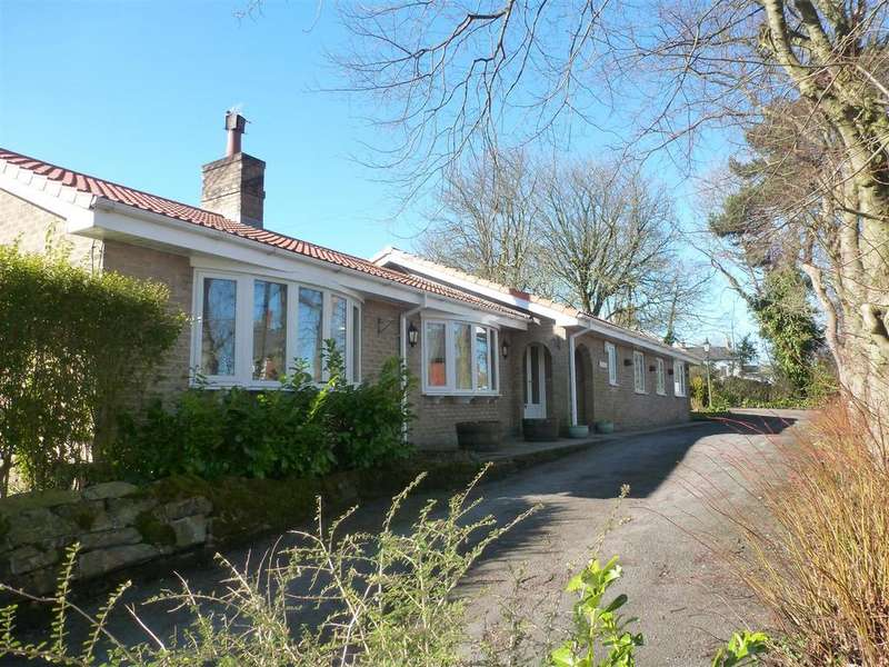 5 Bedrooms Detached Bungalow for sale in Thornley Road, Trimdon Station