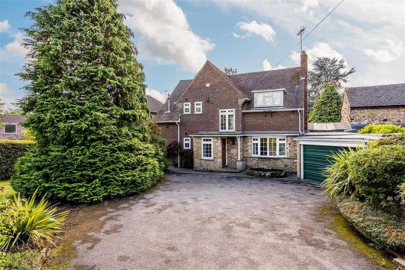 5 Bedrooms Detached House for sale in Harrogate Road, Moortown