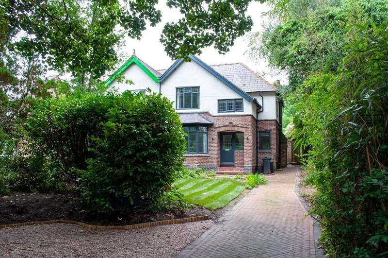 3 Bedrooms Semi Detached House for sale in Beach Road, Hartford, Northwich, CW8
