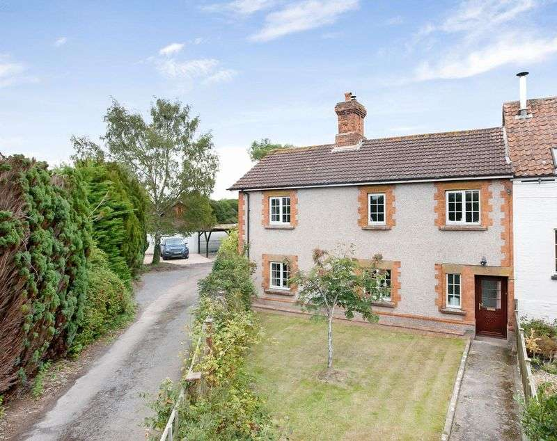 4 Bedrooms Property for sale in Baymead Lane, North Petherton, Nr. Bridgwater