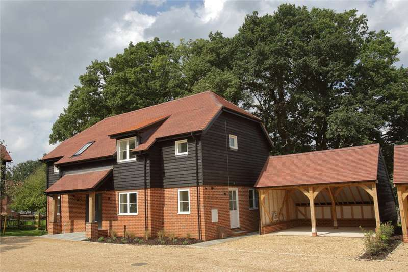 4 Bedrooms Detached House for sale in Chineham, Basingstoke, Hampshire, RG24