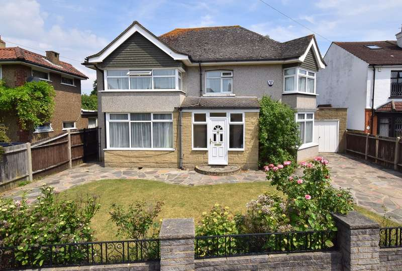 4 Bedrooms Detached House for sale in St. Johns Road, Petts Wood BR5
