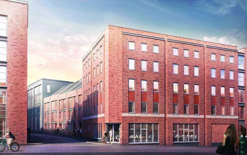 Property for sale in Carver House, Carver Street, Jewellery Quarter, B1