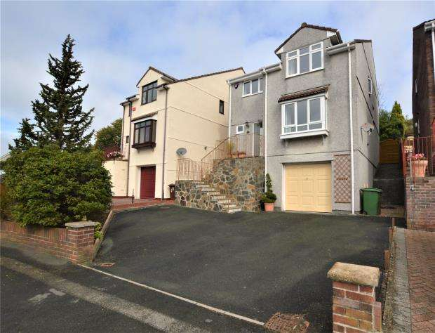4 Bedrooms Detached House for sale in Wheatridge, Plympton, Plymouth, Devon