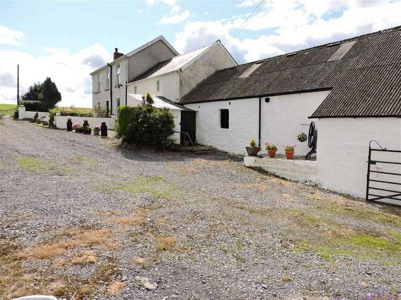 4 Bedrooms Property for sale in Llangyndeyrn