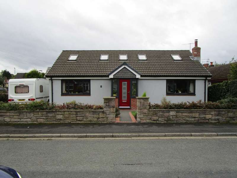 4 Bedrooms Detached Bungalow for sale in Cliff Hill Road, Shaw