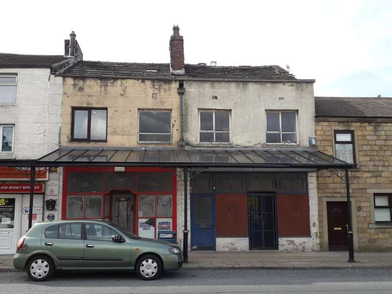 Commercial Property for sale in 54 Colne Road, Brierfield, Nelson, Lancashire