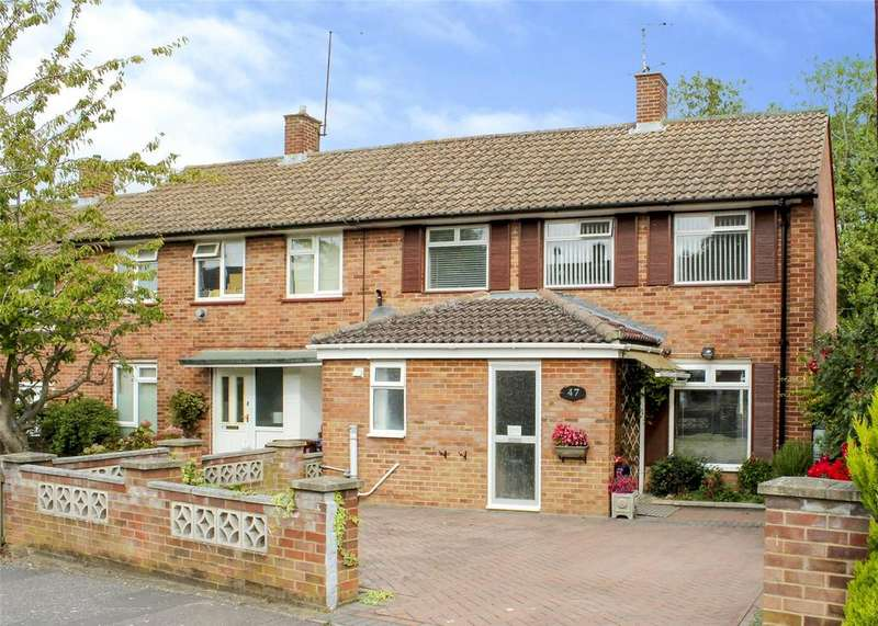 3 Bedrooms Terraced House for sale in Brownrigg Crescent, Bracknell, Berkshire, RG12