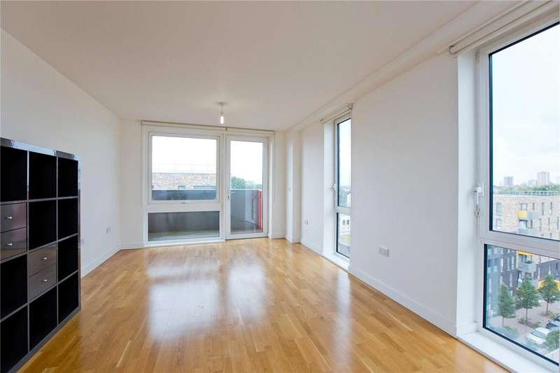 2 Bedrooms Flat for sale in Sculpture House, 4 Killick Way, London, E1