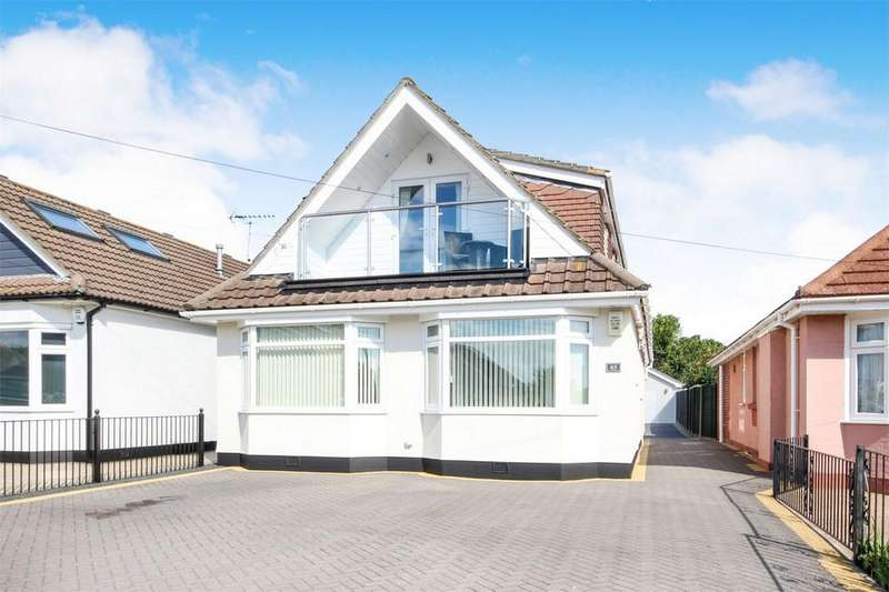 4 Bedrooms Chalet House for sale in Lulworth Avenue, POOLE, Dorset