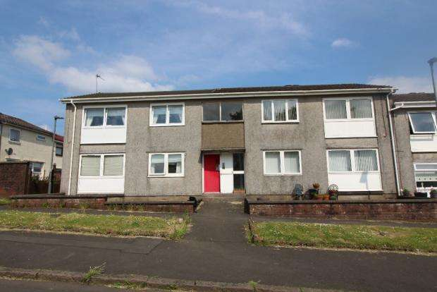 1 Bedroom Flat for sale in Montgomery Drive, Kilbarchan PA10