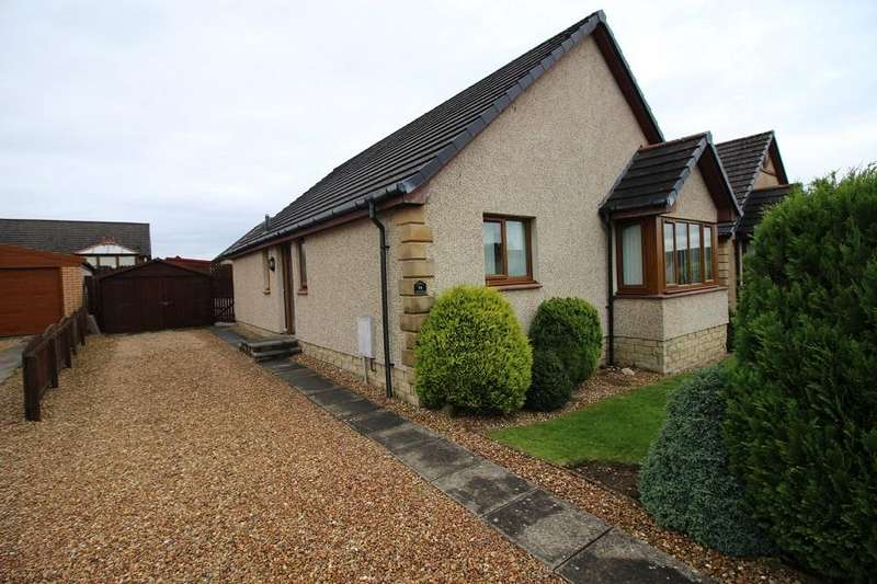3 Bedrooms Detached Bungalow for sale in Baillie Avenue, Greenrigg ML7