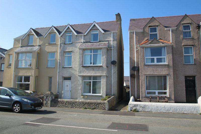 8 Bedrooms Semi Detached House for sale in Rhosneigr, Anglesey