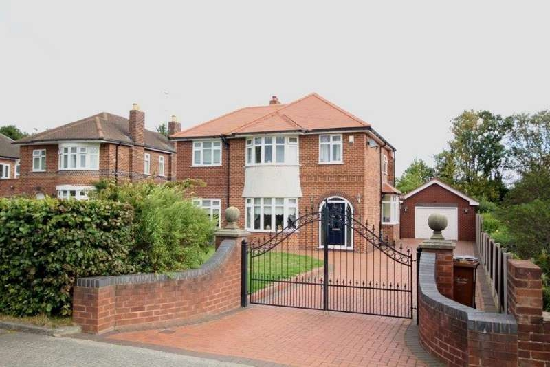 5 Bedrooms Detached House for sale in Kelsterton Road, Connah's Quay