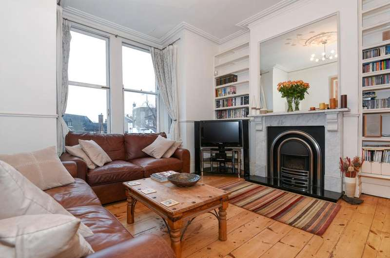 3 Bedrooms Flat for sale in Tranquil Vale Blackheath SE3