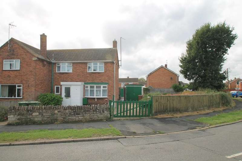 3 Bedrooms Semi Detached House for sale in Meadowcroft, Aylesbury. HOUSE AND LAND WITH PLANNING PERMISION