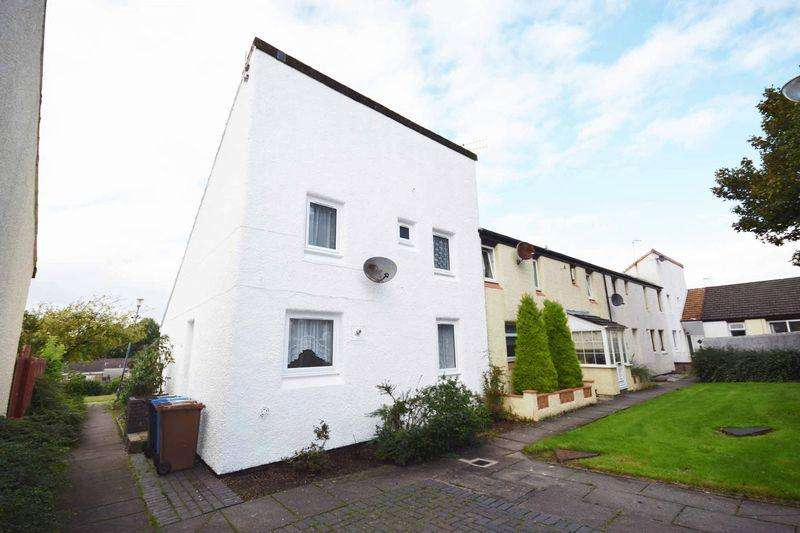 3 Bedrooms End Of Terrace House for sale in 77 Braehead , Girdle Toll,Irvine, KA11 1BE