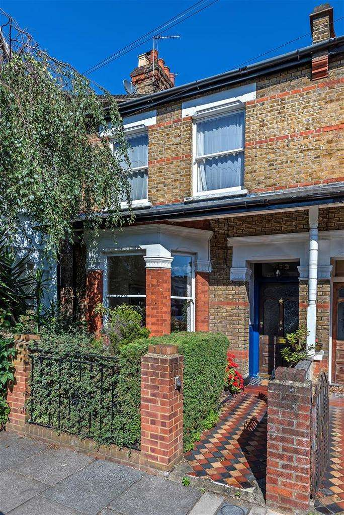3 Bedrooms Terraced House for sale in Cleveland Gardens, Barnes, London SW13