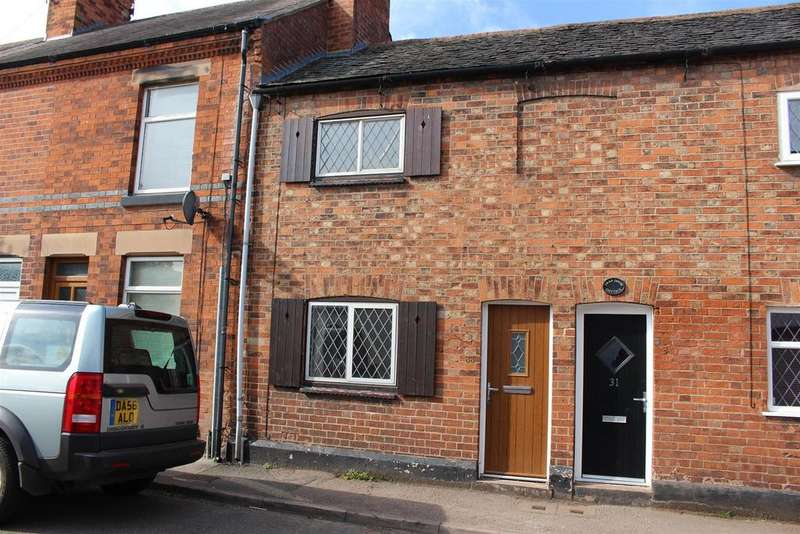 1 Bedroom Terraced House for sale in Station Road, Littlethorpe, Leicester