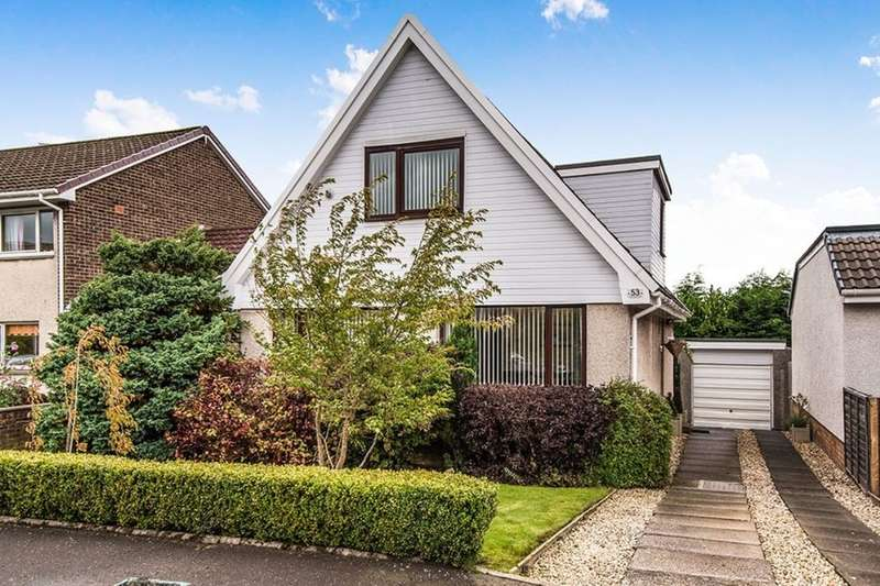 4 Bedrooms Detached House for sale in Riccarton Road, Linlithgow, EH49