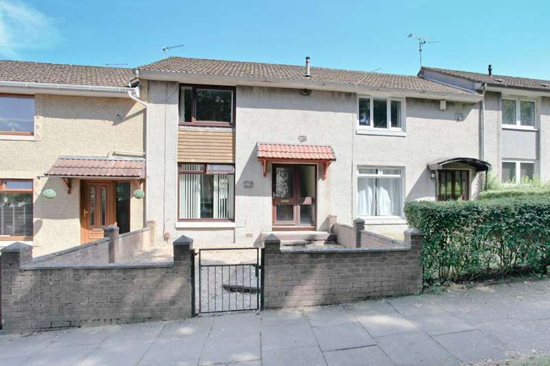 2 Bedrooms Terraced House for sale in Muirfield Drive, Glenrothes