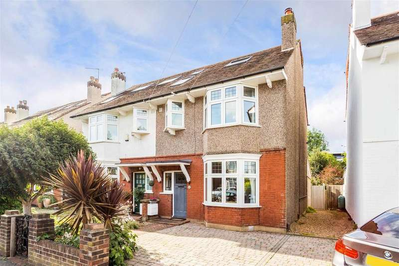 4 Bedrooms House for sale in Camberley Avenue, West Wimbledon, SW20