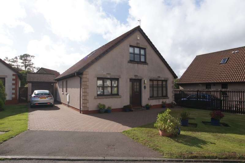 3 Bedrooms Detached House for sale in The Roundel, Lundin Links, Leven, KY8
