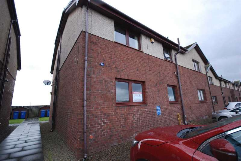 2 Bedrooms Apartment Flat for sale in Moorpark Road West, Stevenston