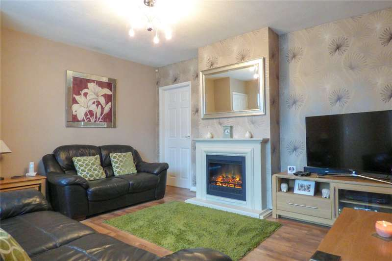3 Bedrooms Terraced House for sale in Taunton Hall Close, Ashton-under-Lyne, Greater Manchester, OL7
