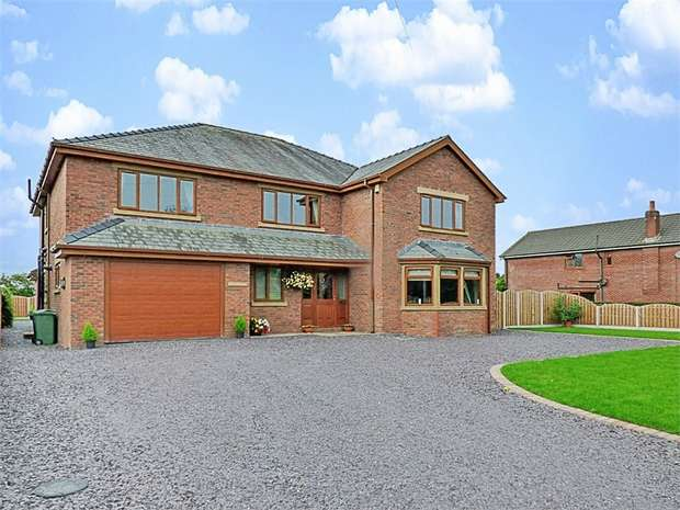 5 Bedrooms Detached House for sale in Garstang Road, Pilling, Preston, Lancashire
