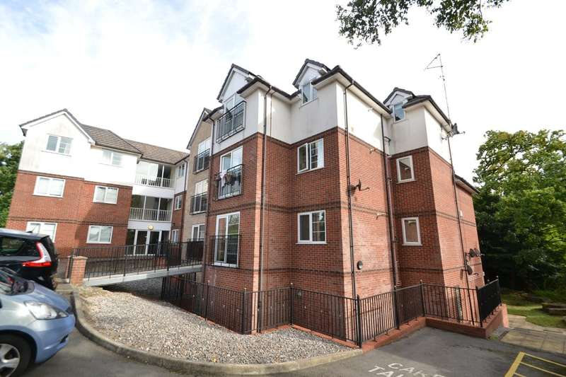 2 Bedrooms Flat for sale in Hollyhedge Road, Wythenshaw