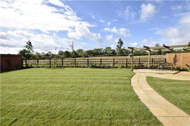 5 Bedrooms Detached House for sale in SHOW HOME LAUNCH, Nup End, Ashleworth, GL19 4JJ