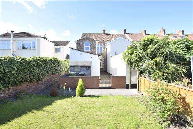 3 Bedrooms End Of Terrace House for sale in Tower Road North, BRISTOL, BS30 8YE