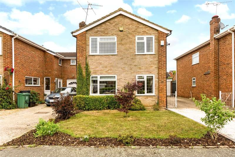 4 Bedrooms Detached House for sale in Culley Way, Maidenhead, Berkshire, SL6