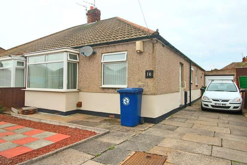 2 Bedrooms Bungalow for sale in Hinderwell Avenue