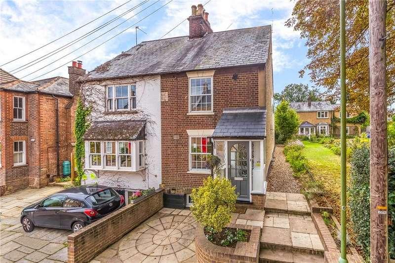 3 Bedrooms Semi Detached House for sale in Cravells Road, Harpenden, Hertfordshire