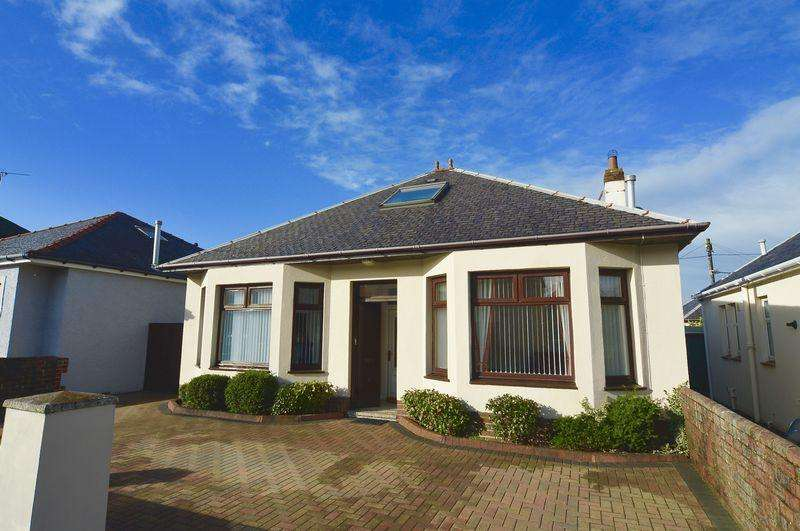 2 Bedrooms Bungalow for sale in Crandleyhill Road, Prestwick