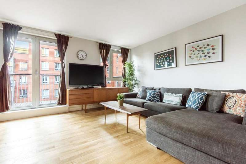 2 Bedrooms Flat for sale in Eden Grove, Holloway