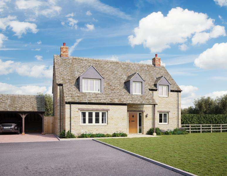 4 Bedrooms Detached House for sale in Plot 5, Tanners Lane, Burford