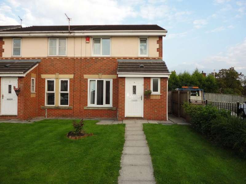 3 Bedrooms Semi Detached House for sale in Alison Kelly Close, Moston, M9