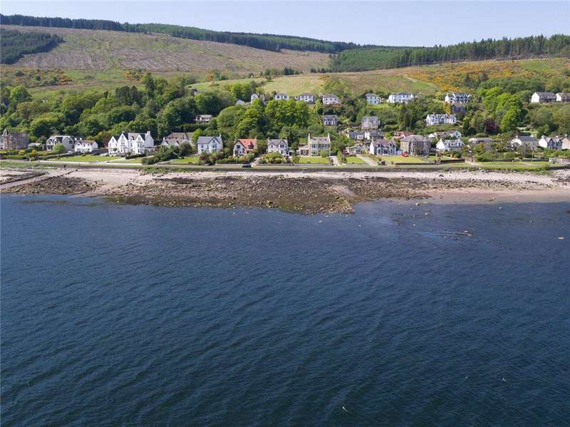 7 Bedrooms Detached House for sale in Shore Road, Innellan, Dunoon, Argyll and Bute
